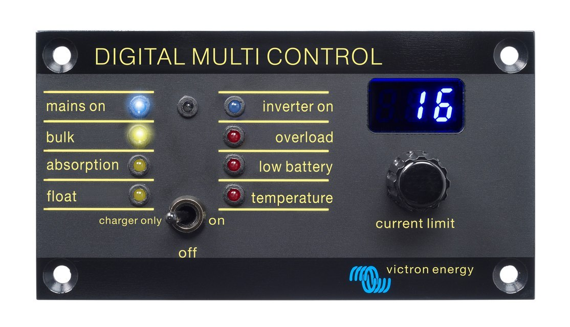 REC020005010 Zdalny panel Digital Multi Control 200/200A